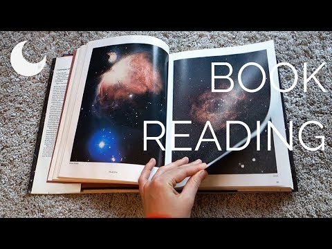 ASMR - Astronomy book reading