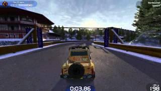 Trackmania Star Track #2 Kocur VS Leonard - StarSnow A2