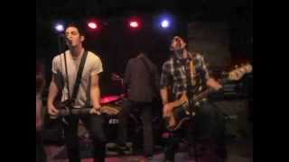 Burning Streets - Kiss The World Goodbye @ Great Scott in Boston, MA (4/22/14)