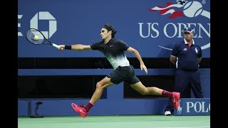 2017 US Open: Federer vs. del Potro Preview