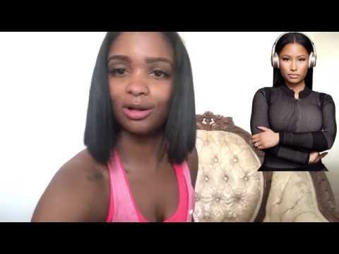 *ALLEGED* Nicki Minaj LEAK! - Half Back Reaction
