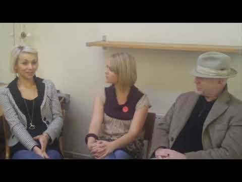 Mother Goose Cast Interview