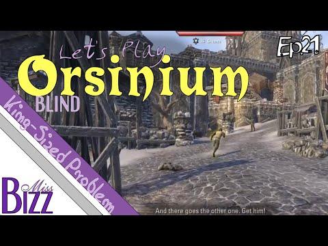 Let's Play Orsinium Ep. 21 - ESO Gameplay