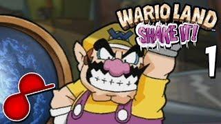 Wario Land: Shake It! - [1] Second Shake