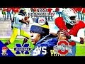 NCAA FOOTBALL 17 | 🏈 #3 MICHIGAN at #2 OHIO STATE! | GAME OF THE YEAR! | JABRIL PEPPERS CLOWNS!