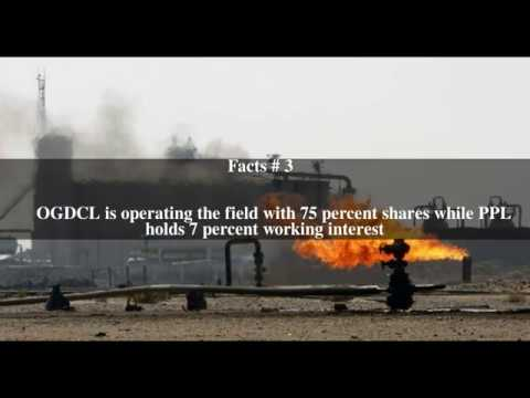 Gas Field Qadirpur OGDCL