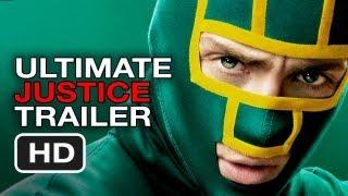 Kick-Ass 2 Ultimate Justice Trailer (2013) - Aaron Taylor-Johnson, Chloe Moretz Movie HD