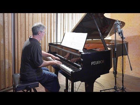 Rachmaninoff Prelude Op.23 No.5 P. Barton FEURICH piano