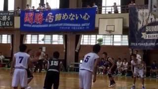 2016.9.10 墨江丘中vs堀江中