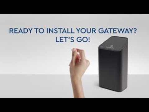 How To Install Your Cox Internet Panoramic Wifi Gateway Pw6 Youtube