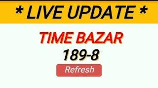 TIME BAZAR OPEN TO CLOSE STRONG ANK TODAY 24-05-19