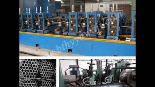 Botou huayang cold roll forming machine Mp3