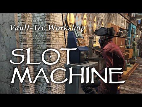 Slot machine fallout 4 experiment