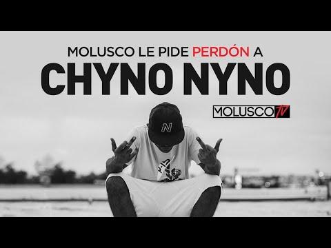 """CHYNO NYNO """"YO SOY UN MC LO MÍO ES HUMILLAR A LOS QUE NO LE METEN 🔥🔥 #Molusco"""
