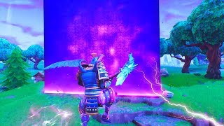 *NEW* GALAXY CUBE PHASE 3!! LOW GRAVITY! Fortnite Battle Royale
