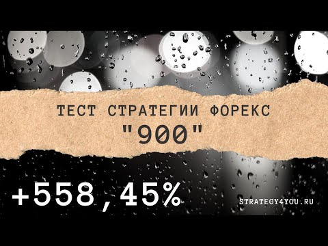 +558,45% за 36 мес: Тест дневной стратегии форекс «900» для USD/CAD