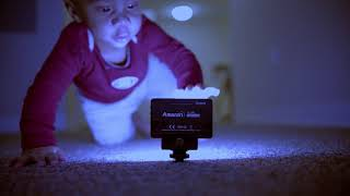 "EXTREMELY Short Film ""Baby Eats Aputure M9 Light"""