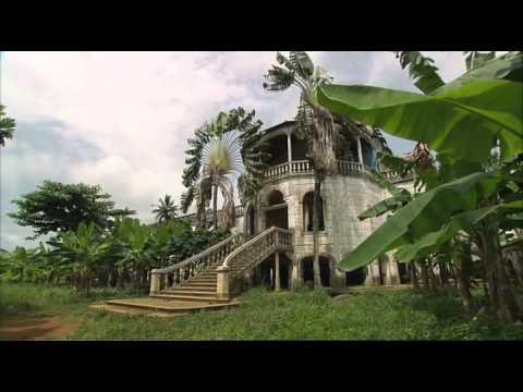 Über den Inseln Afrikas - Sao Tomé und Principe