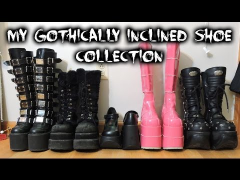 Demonia Swing 815 Boot Unboxing By Issie Macgregor