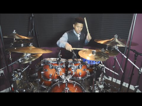 """Tony Taylor - From the """"Mega Drum Shed"""" series  Wow!!!"""