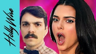 "Kendall Jenner Reacts To New Show With Her ""twin Brother"" Kirby Jenner 