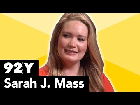 Sarah J. Mass On Her Favorite Characters To Write