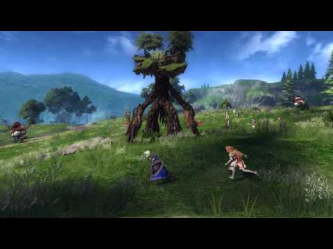 Sword Art Online: Hollow Realization - Multiplyer Gameplay