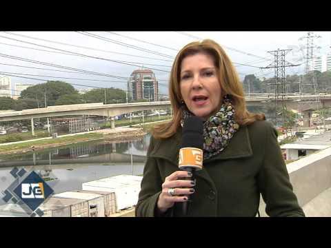 Inaugurada mais uma ponte na Marginal Pinheiros
