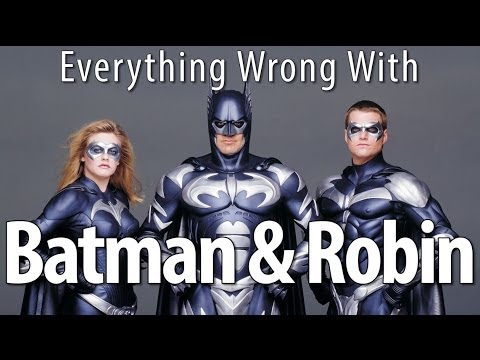 Everything Wrong With Batman & Robin In An...