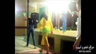رقص ليبيات