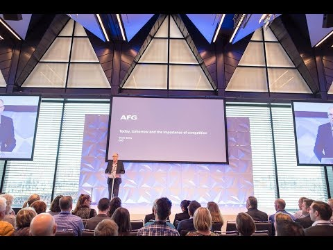 David Bailey - AFG National Broker Conference 2017