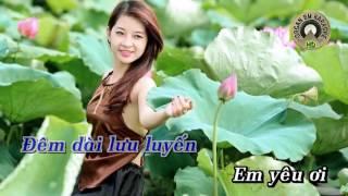 Hồng Ngự Mang Tên EM Full Beat Karaoke Nhạc Sống Beat Long Ẩn