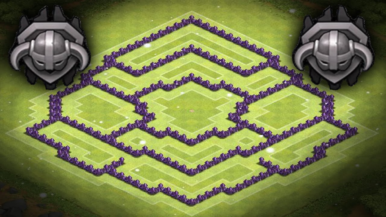 Base Farming Quot The Mantis Quot Base Coc Th 7 Terbaik Terkuat