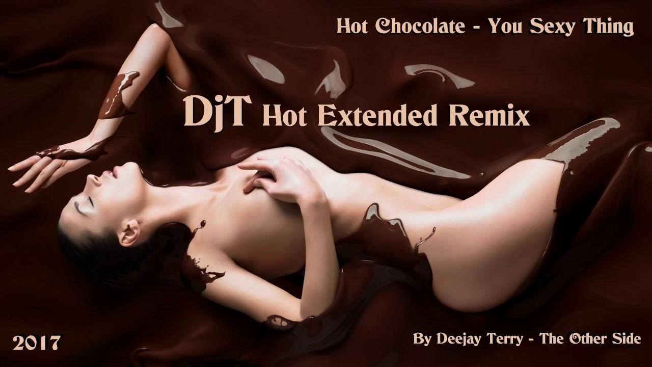 Sexy hot chocolate