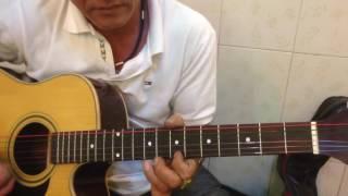 Intro Bolero Tone Si Thứ ( Bm) - Anh Khoa