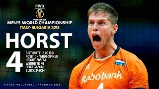 Baixar Thijs Ter Horst - Monster of the Vertical Jump | FIVB Mens WCH 2018