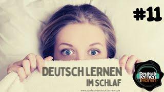 54  Deutsch lernen mit Dialogen  Deutsch lernen im Schlaf  UT 🇩🇪 🇬🇧 🇹🇷  Niveau A2-B1