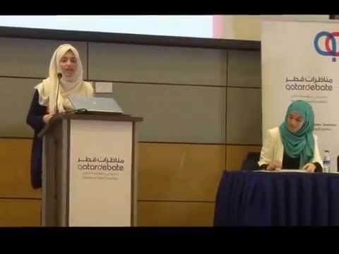 ABW Grand Finals, Qatar Debates 2015