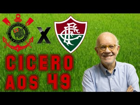 Gol De Corinthians 0 x 1 Fluminense (Edson Mauro) Rádio Globo/CBN - Série A - 25/09/2016