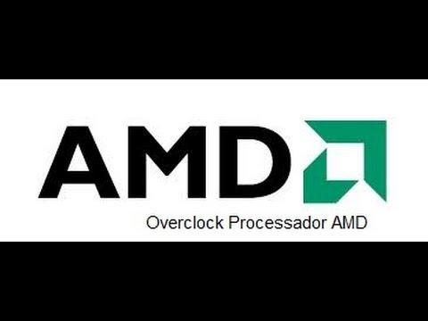 Tutorial de como fazer um overclock no Processador AMD