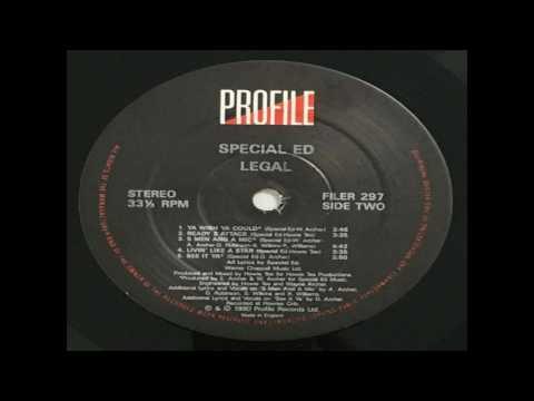 (56) special ed - Ya Wish Ya Could (1990)