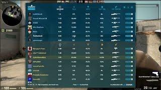 CSGO + Overwolf + app: csgo-stats + teamspeak