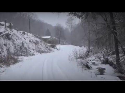 Holler Tour!  2016 Blizzard in Knott County, Kentucky