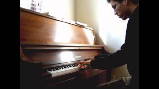 Courtesy Call - Thousand Foot Krutch [Rock Piano Cover]