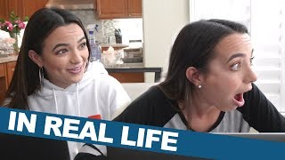 IN REAL LIFE episode 1 - Merrell Twins Vlog Series