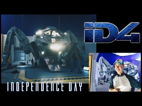 INDEPENDENCE DAY Sequel Officially Titled INDEPENDENCE DAY RESURGENCE - AMC Movie News