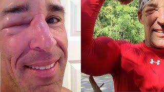 Bodybuilder vs wasp