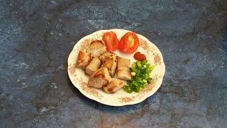 #Шашлык из свинины в классическом маринаде.#Видеорецепт.