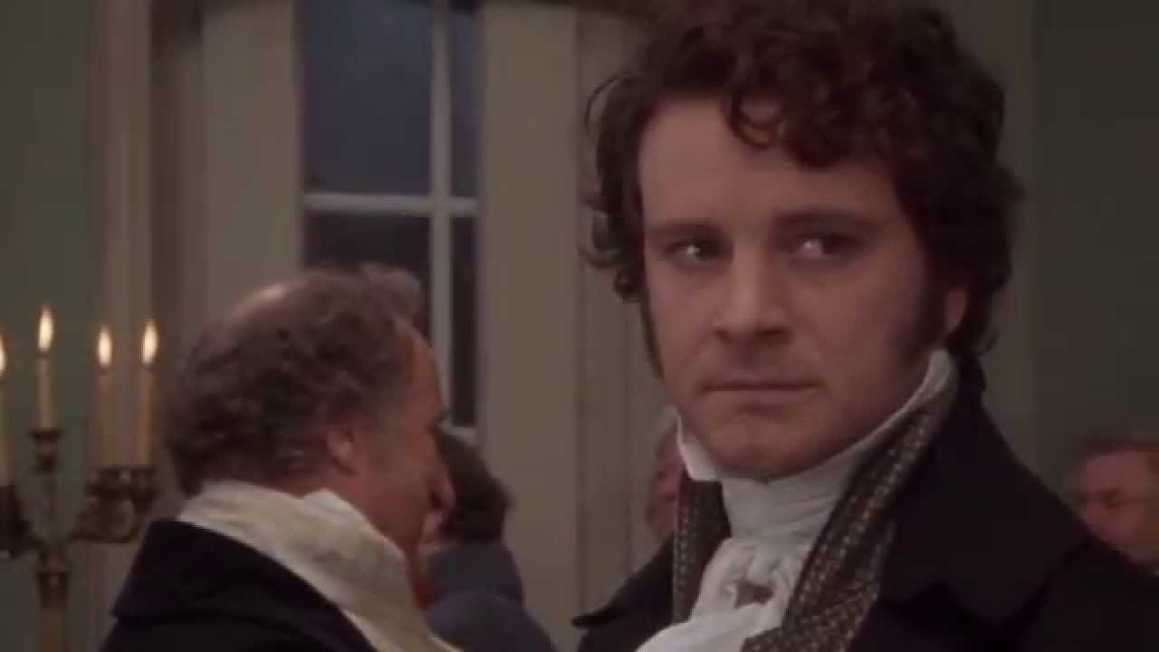 Pride Prejudice 1995 Make Love Your Goal Colin Firth Jennifer