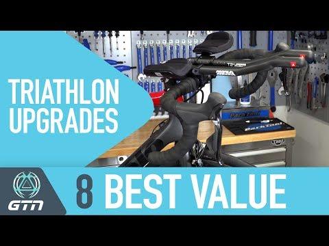 8 Best Value Triathlon Upgrades